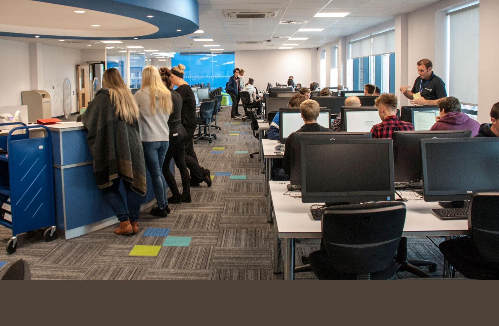 Foundation Degree in Computing East Riding College