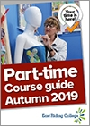 2019 Autumn Part-time Prospectus