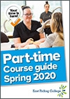 2020 Spring Part-time course guide