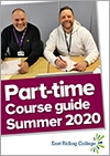 2020 Summer Part-Time Course Guide