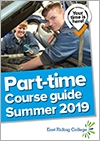 2018 Spring Part-time course guide