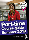 2018 Summer Part-time course guide