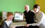 IT students build church website