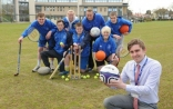New £220,000 sports facility to benefit students