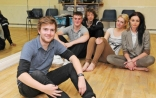 Performing arts students to take to the stage