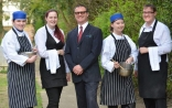 Pamper prize in new restaurant naming competition