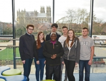 Archbishop Sentamu Commends Imaginative Opportunities for Students