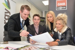 College and GMB work together to promote apprenticeships