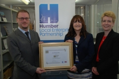 First in East Riding to achieve new careers advice award