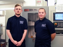 College produces two WorldSkills UK finalists