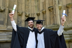 College students celebrate at HE Awards