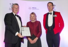 East Riding College recognised by MoD for its support of Armed Forces community