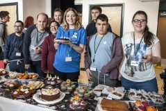 Hallowe'en Bake Sale raises £££s for CLAPA