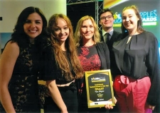 College tutor honoured at awards