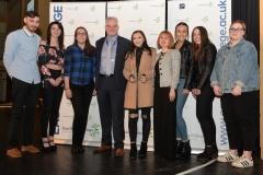 Travel & Tourism sweeps annual college awards