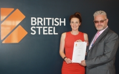 East Riding College agree health and safety training contract with British Steel