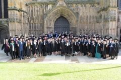 College celebrates 15th HE Awards at Bridlington Priory