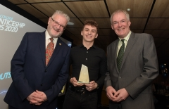 Apprentices honoured at annual awards