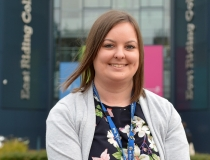 Jodie named apprenticeship recruiter of the month