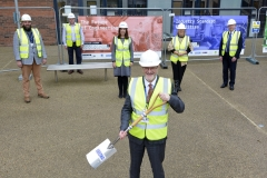 Yorkshire and Humber Institute of Technology groundbreaking ceremony