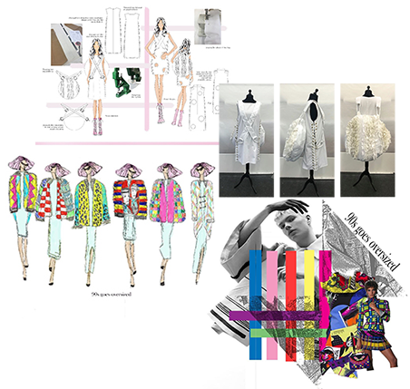 Level Three Foundation Diploma Diploma Extended Diploma In Art And Design Fashion East Riding College