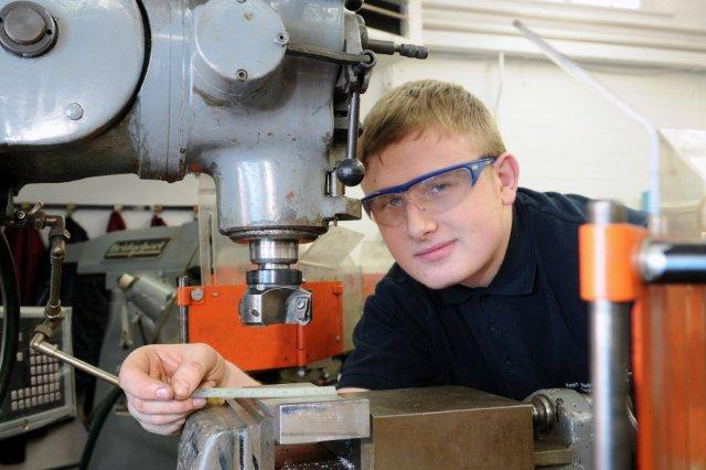 engineering student solves bell ringers problem east riding college
